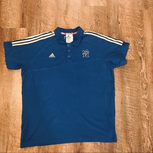 Vintage Adidas London Olympic 2012 Polo.